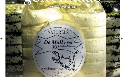 Friese geitenkaas van topkwaliteit